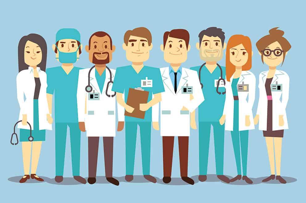 dokters eerste lijn transmuraal keuzehulpen
